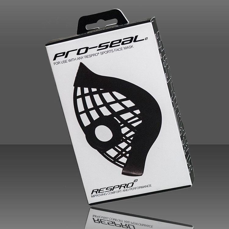 Respro Pro Seal betét - fekete - L