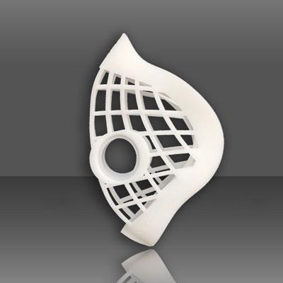 Respro Pro Seal betét - fehér - M