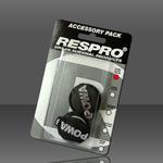 Respro Powa Elite szelep - fekete/ezüst
