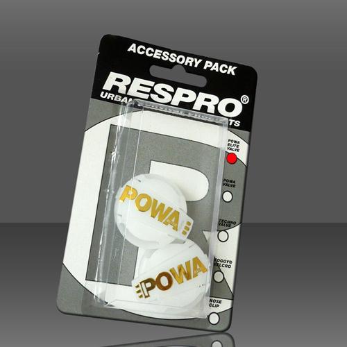 Respro Powa Elite szelep - fehér/arany