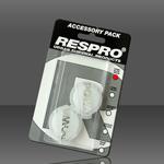 Respro Powa Elite szelep - fehér/ezüst