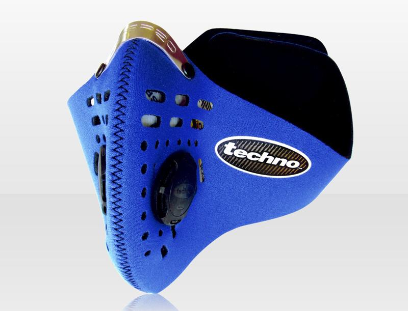 Techno légszûrõ Maszk - kék - L