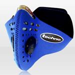 Techno Maszk - kék - L